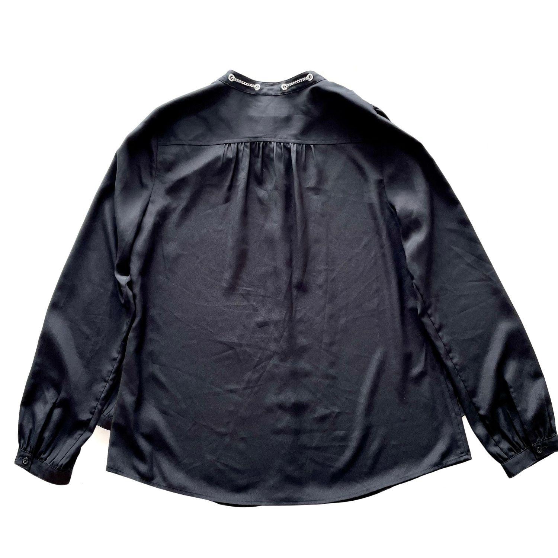 Camisa Michael Kors Correntes Preta