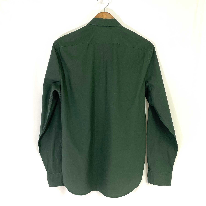 Camisa Verde Musgo