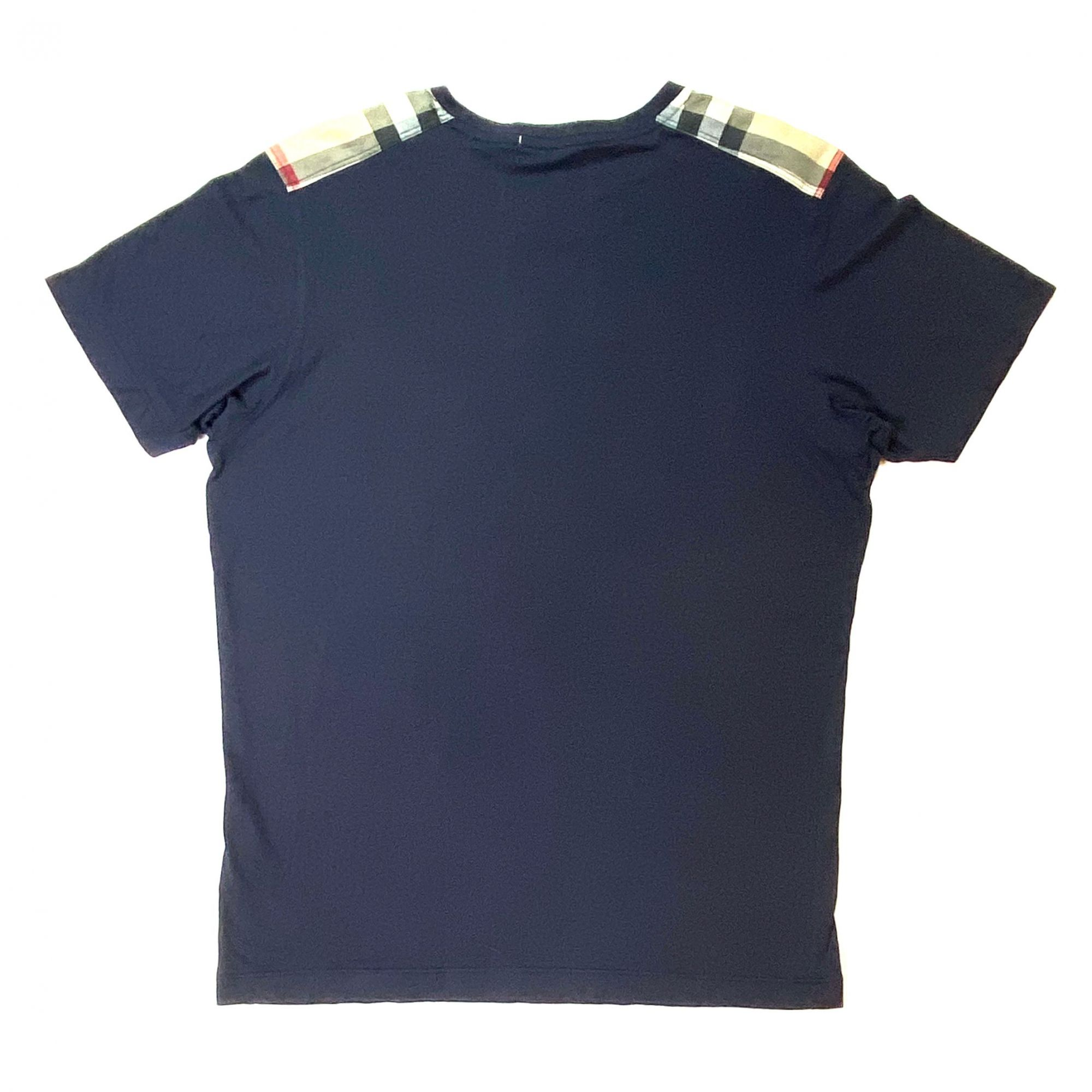 Camiseta Burberry Marinho