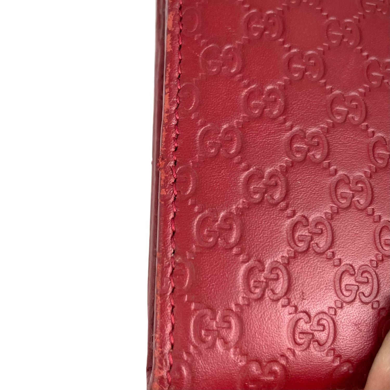 Carteira Gucci GG Signature