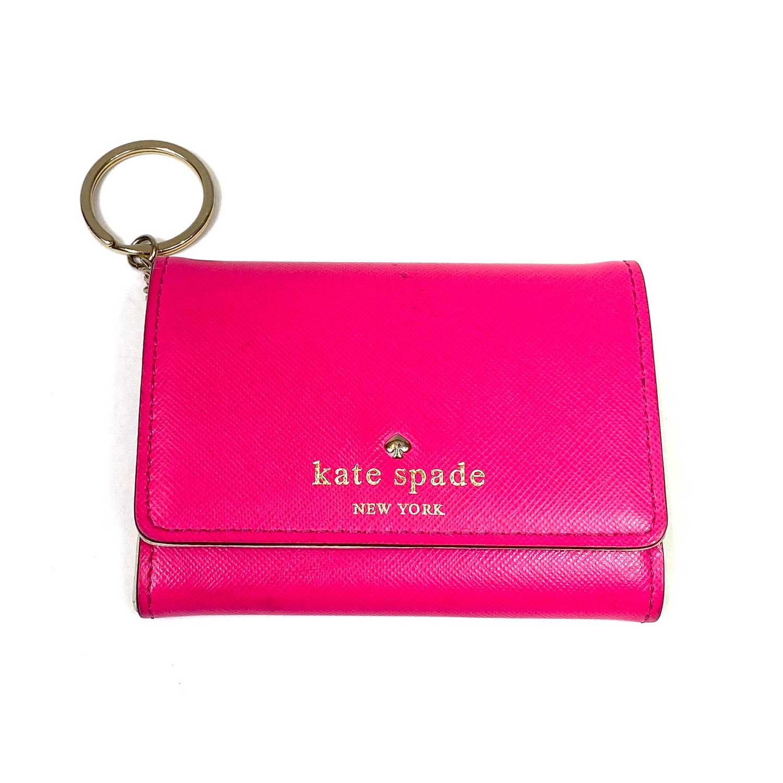 Carteira Kate Spade Pink