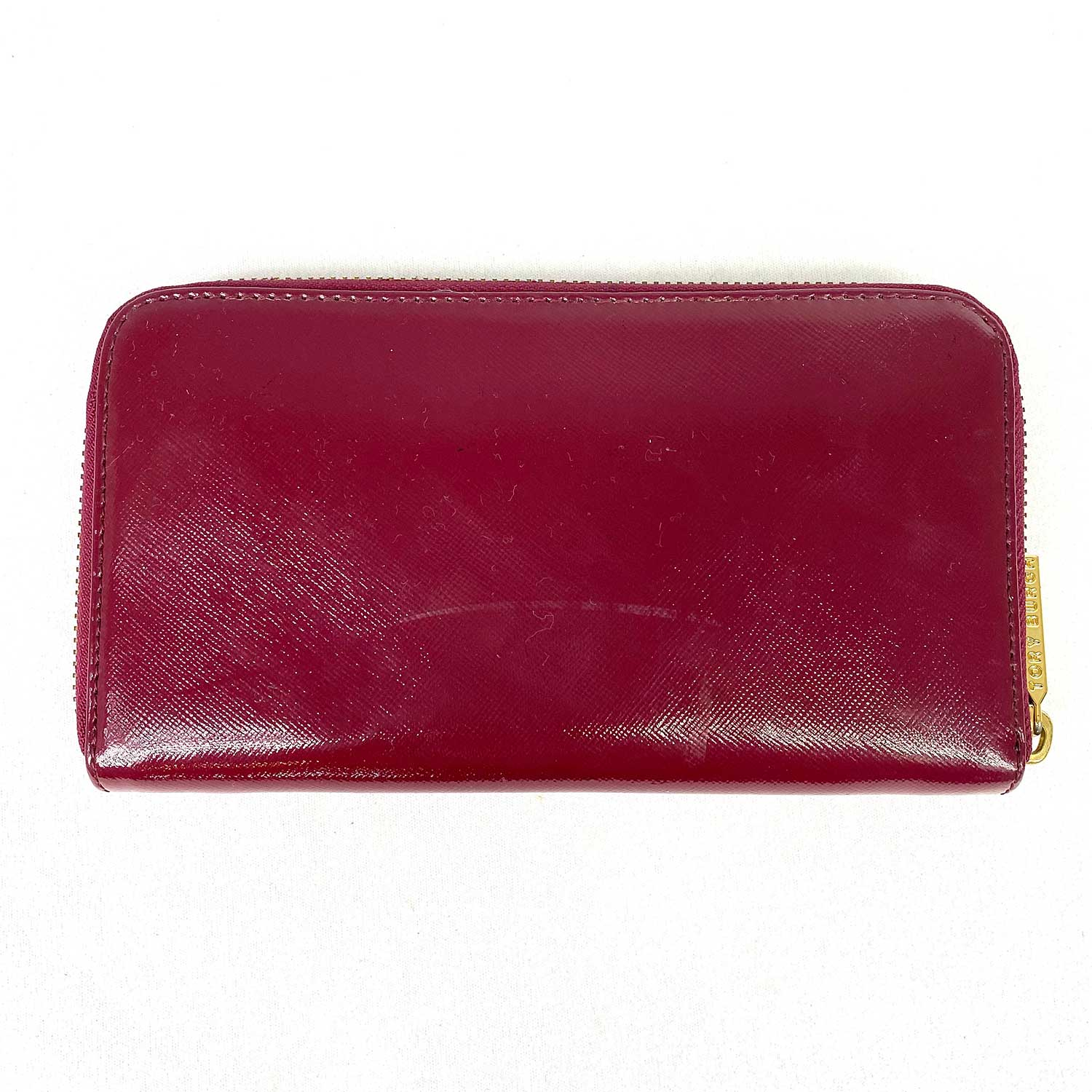 Carteira Tory Burch Burgundy