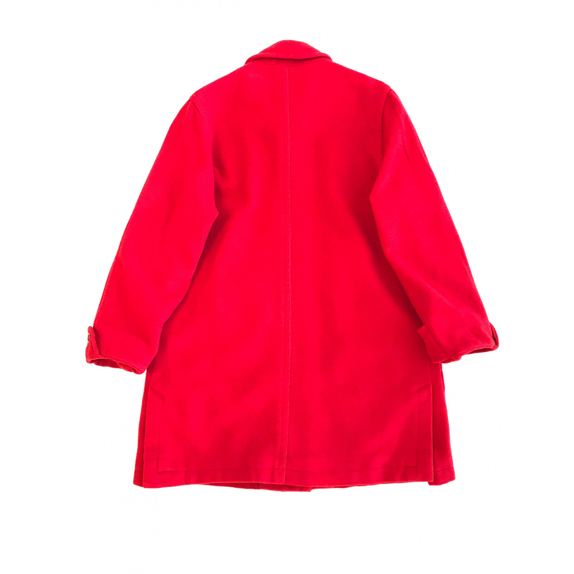Casaco Burberry Vermelho