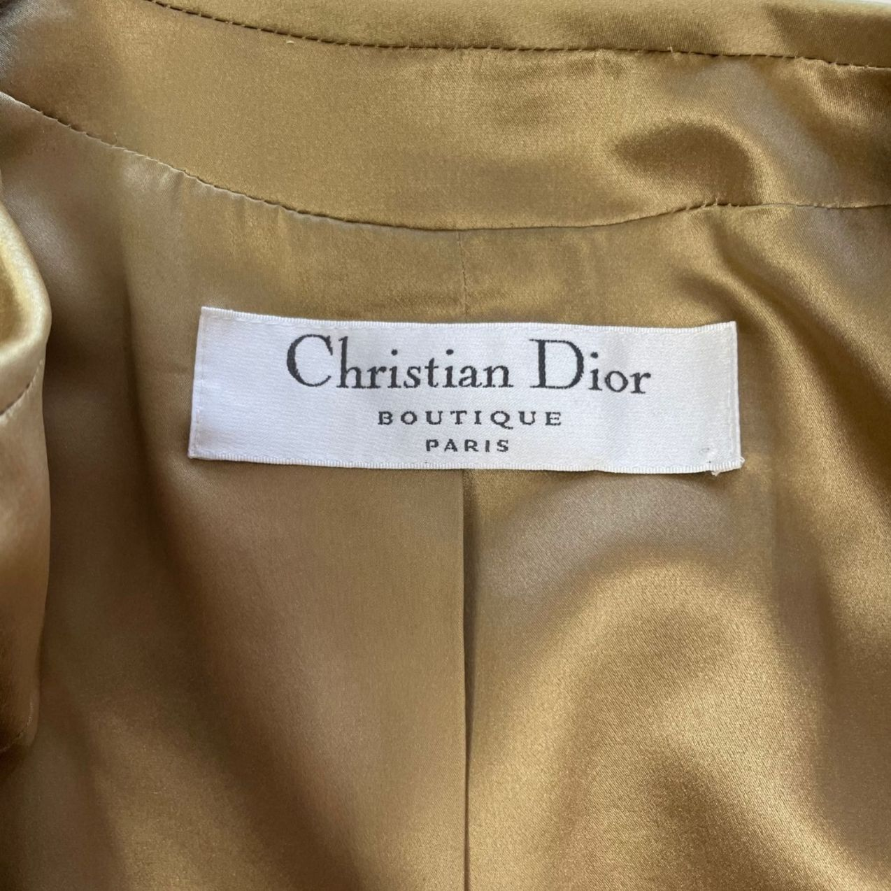 Casaco Dior Matelassê