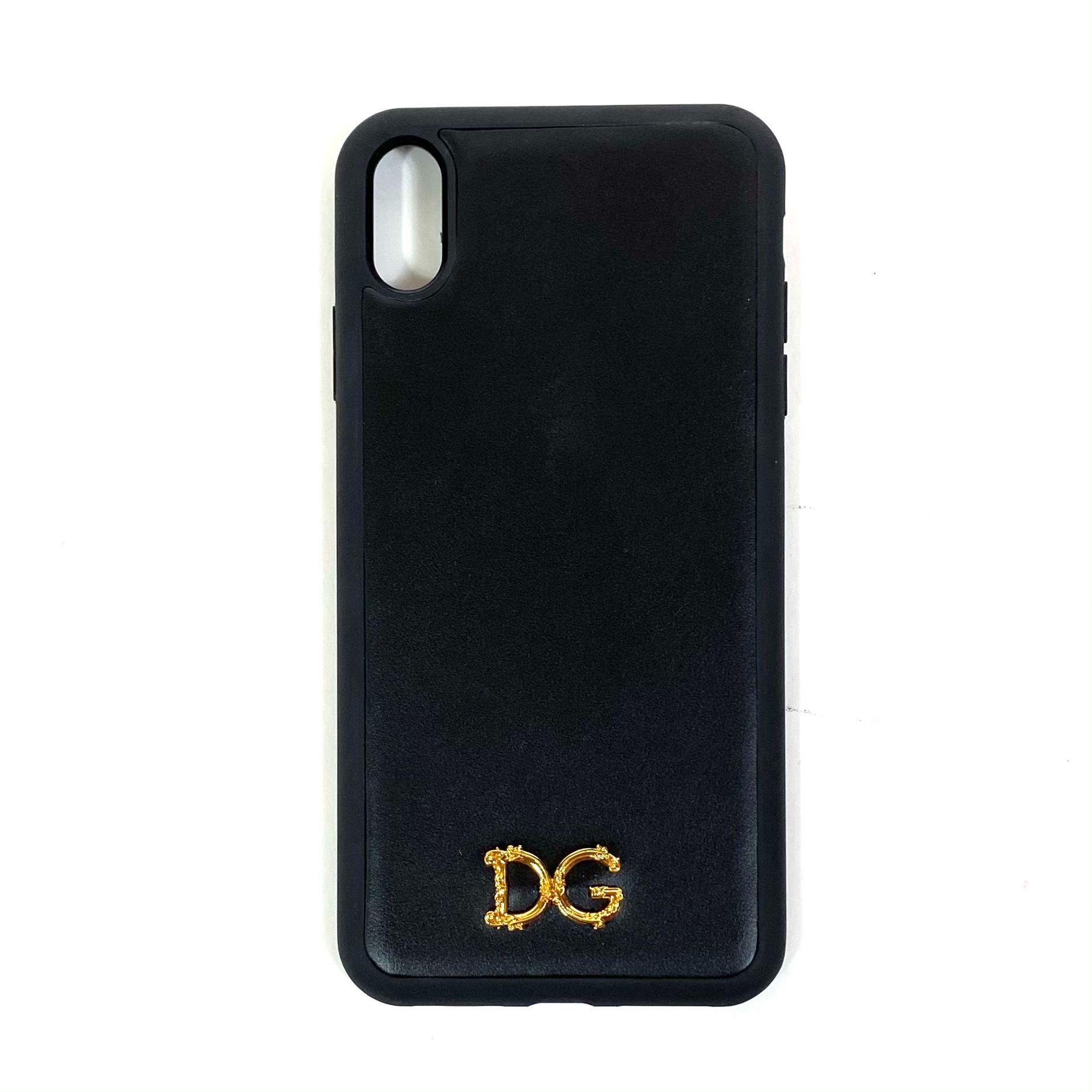 Case D&G Iphone Xs Max Preta