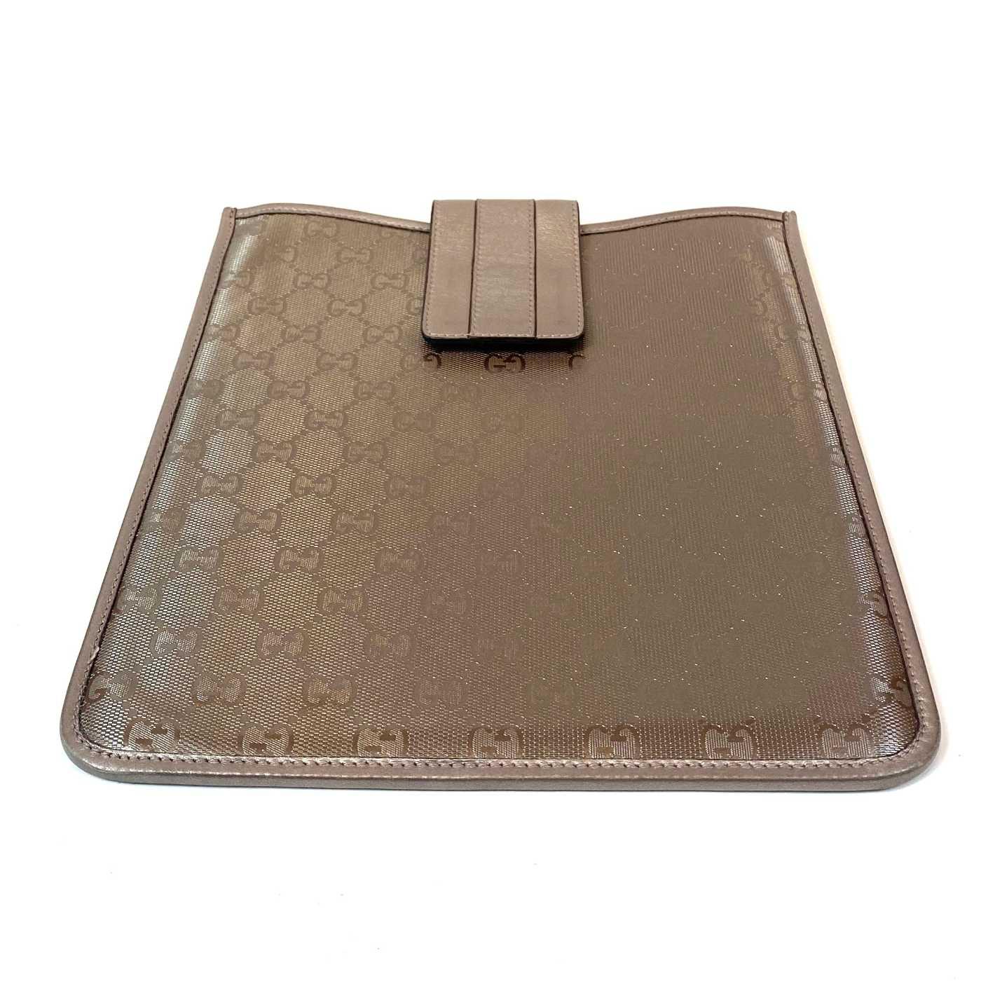 Case Ipad Gucci GG Imprimee