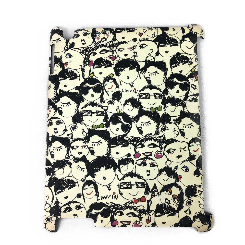 Case Ipad Lanvin Estampado