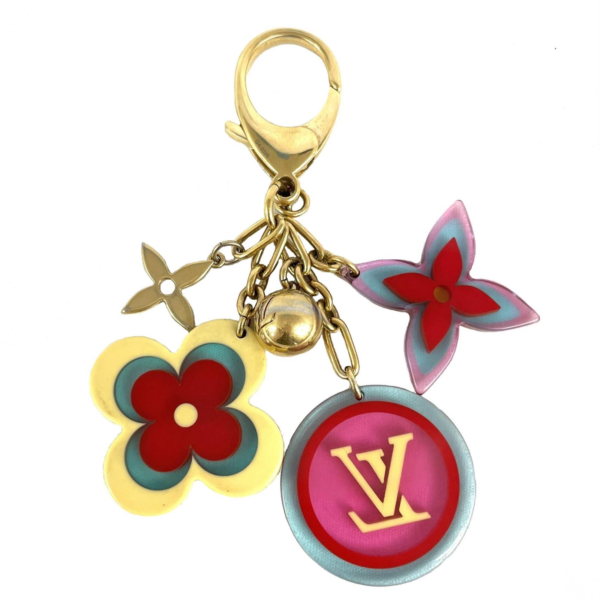 Chaveiro Louis Vuitton Candy Monograma