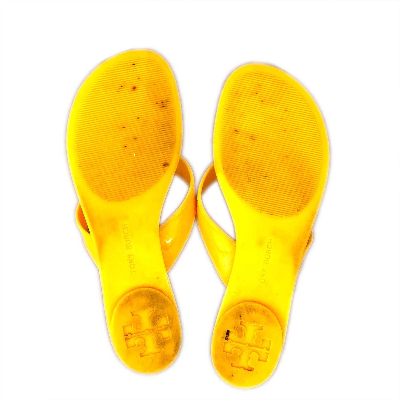 Chinelo Tory Burch Amarelo