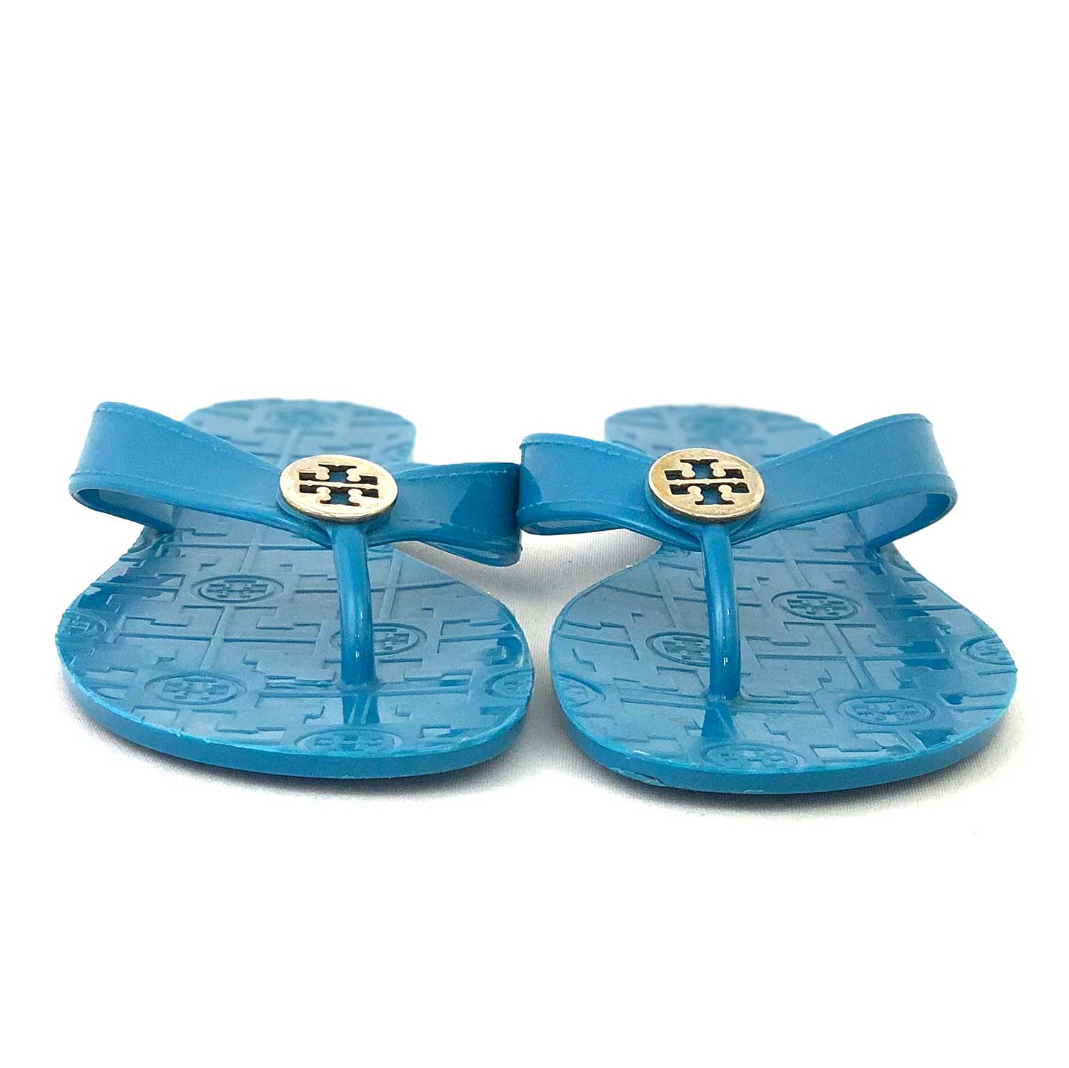 Chinelo Tory Burch Azul