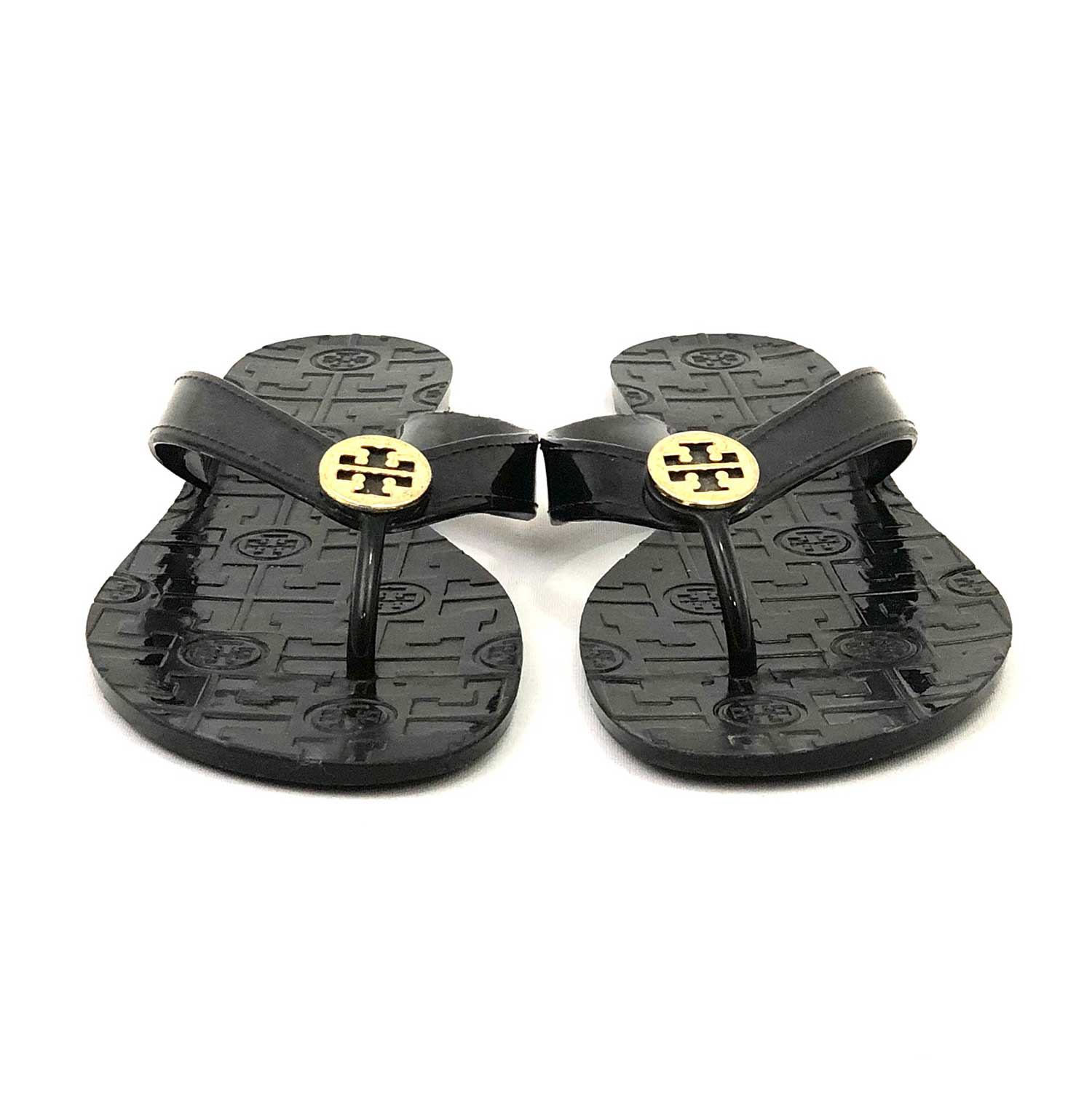 Chinelo Tory Burch Preto
