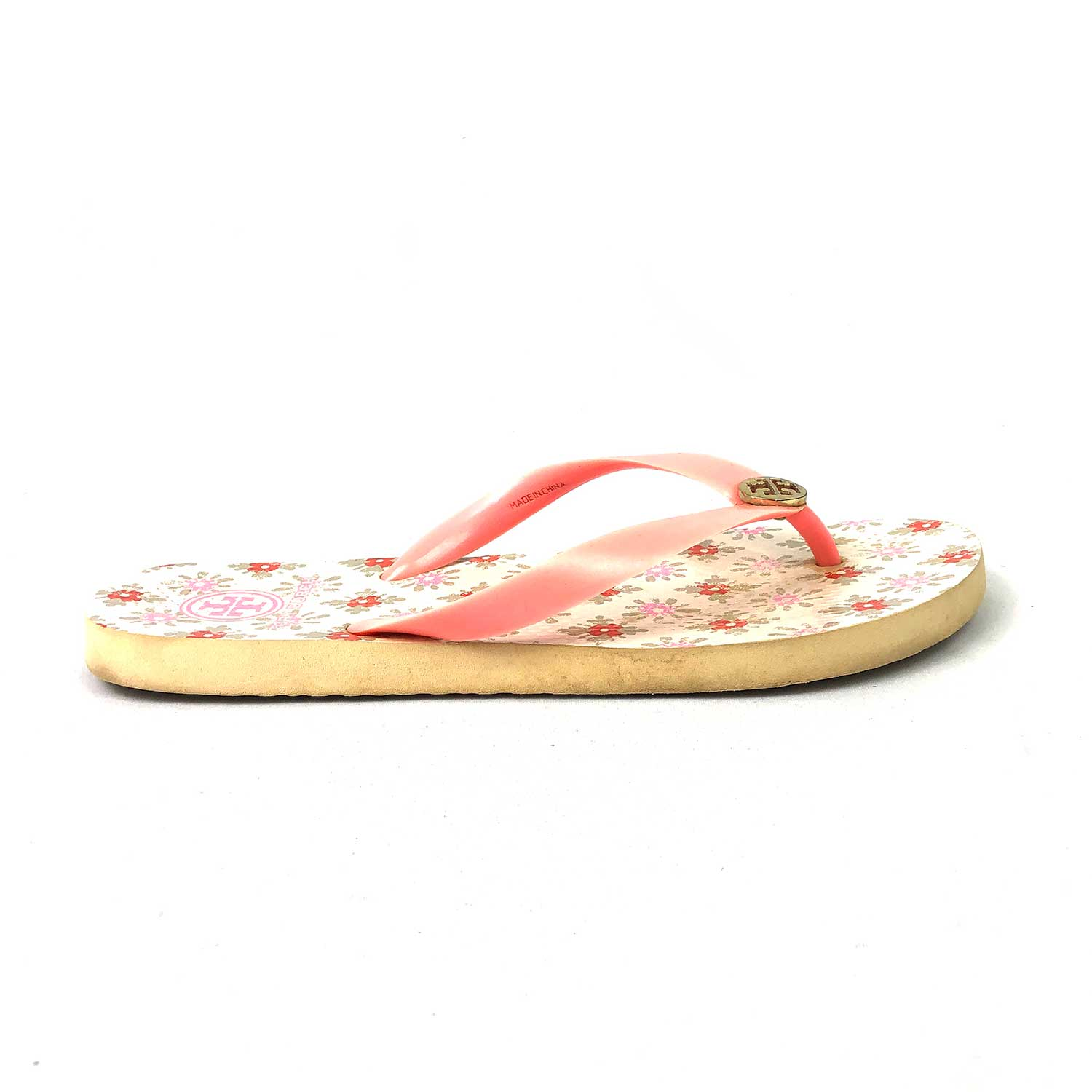 Chinelo Tory Burch Rosa