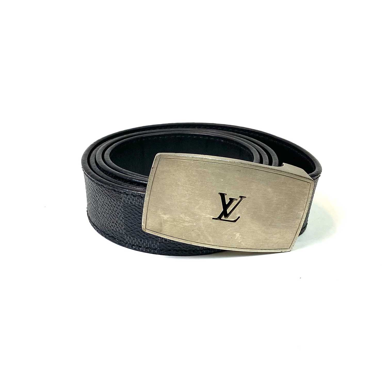 Cinto Louis Vuitton Preto
