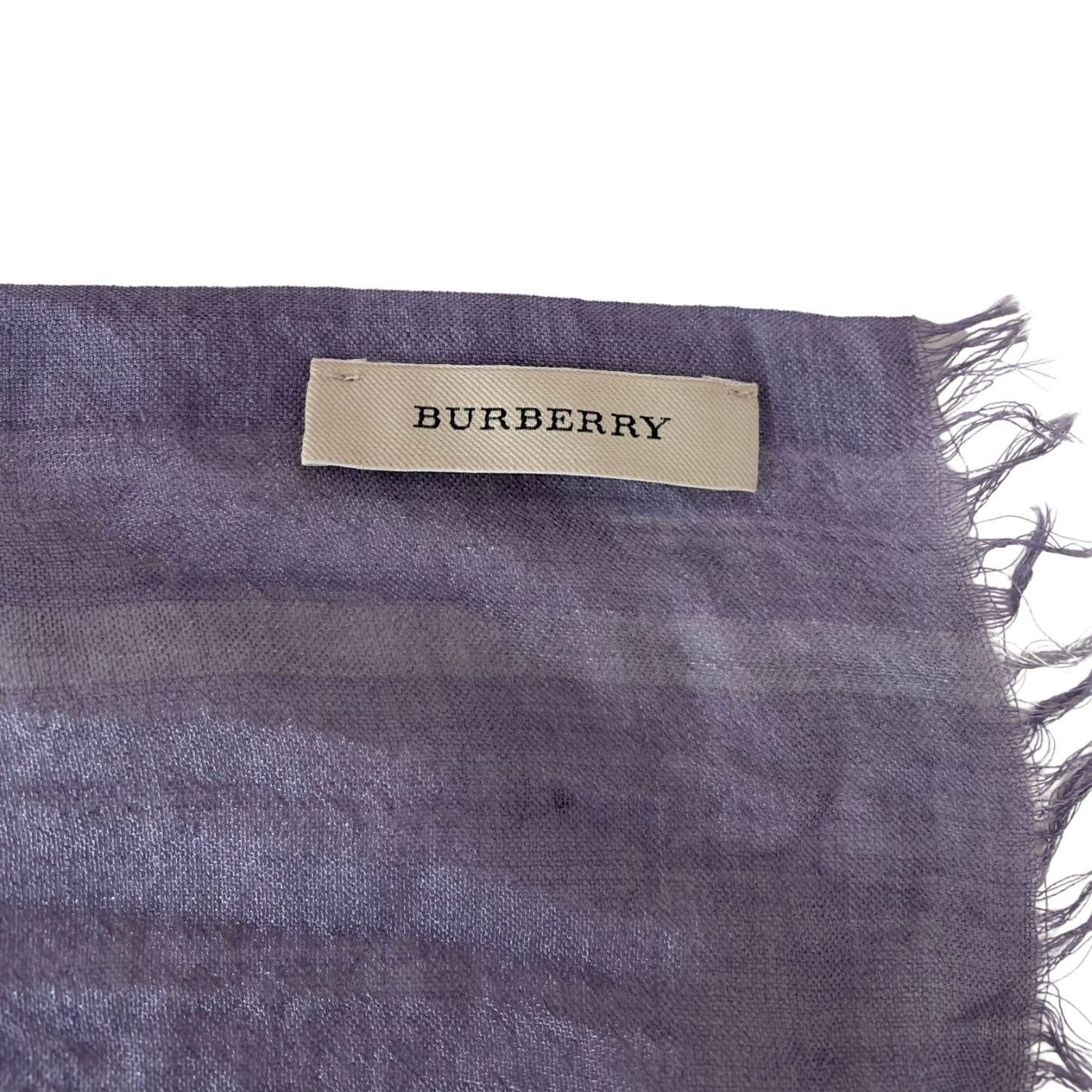 Echarpe Burberry