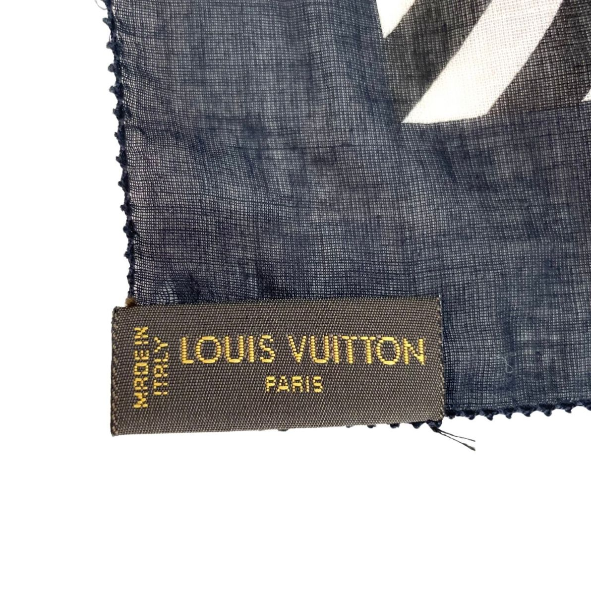 Echarpe Louis Vuitton Monograma