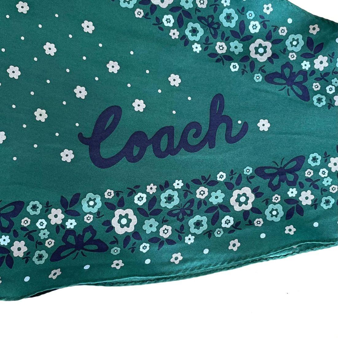 Lenço Coach