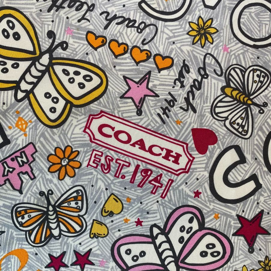 Lenco Coach Estampado