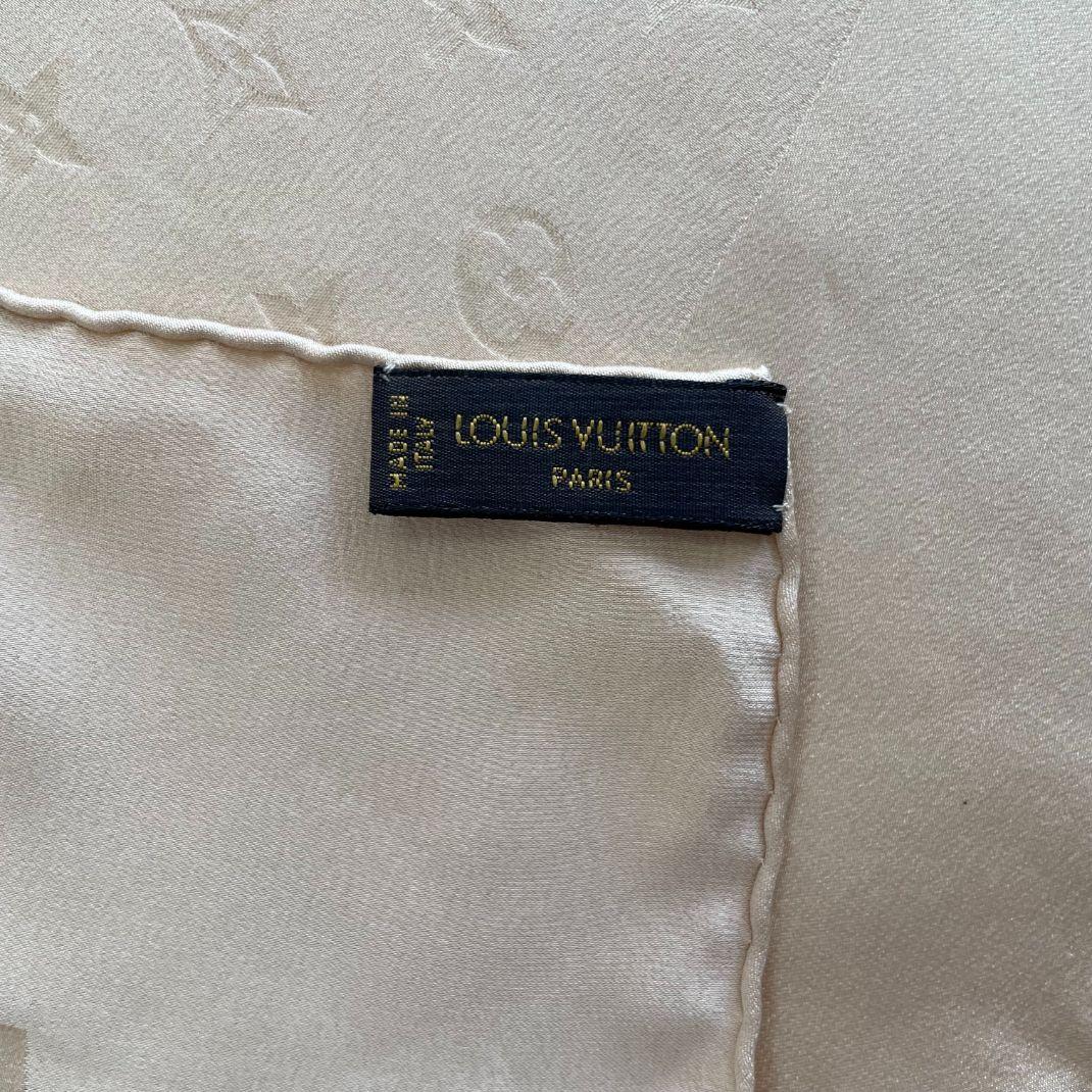Lenço Louis Vuitton Monograma