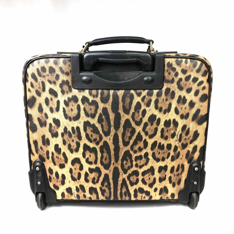 Mala de Viagem D&G Leopardo