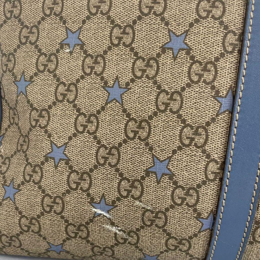 Mala Gucci Supreme Star Monograma
