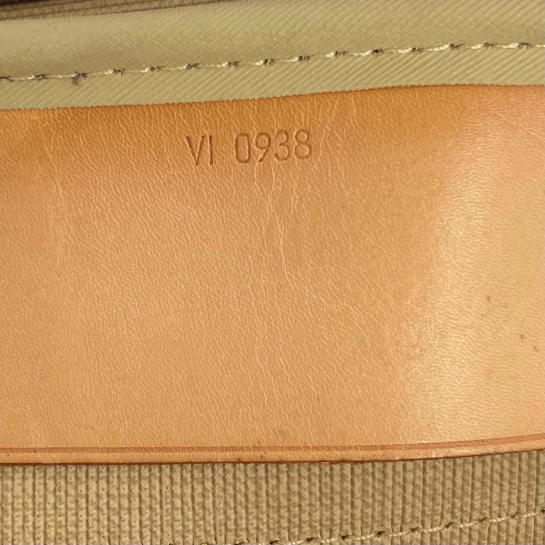 Mala Louis Vuitton Alize 3 Poches Monograma