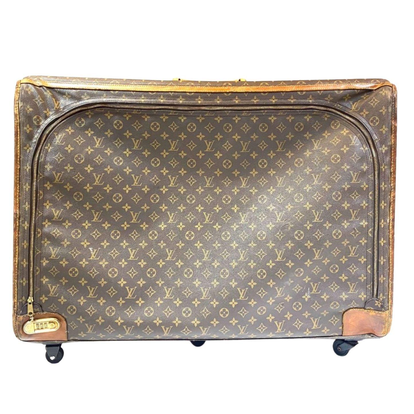 Mala Louis Vuitton Vintage Pullman Monograma