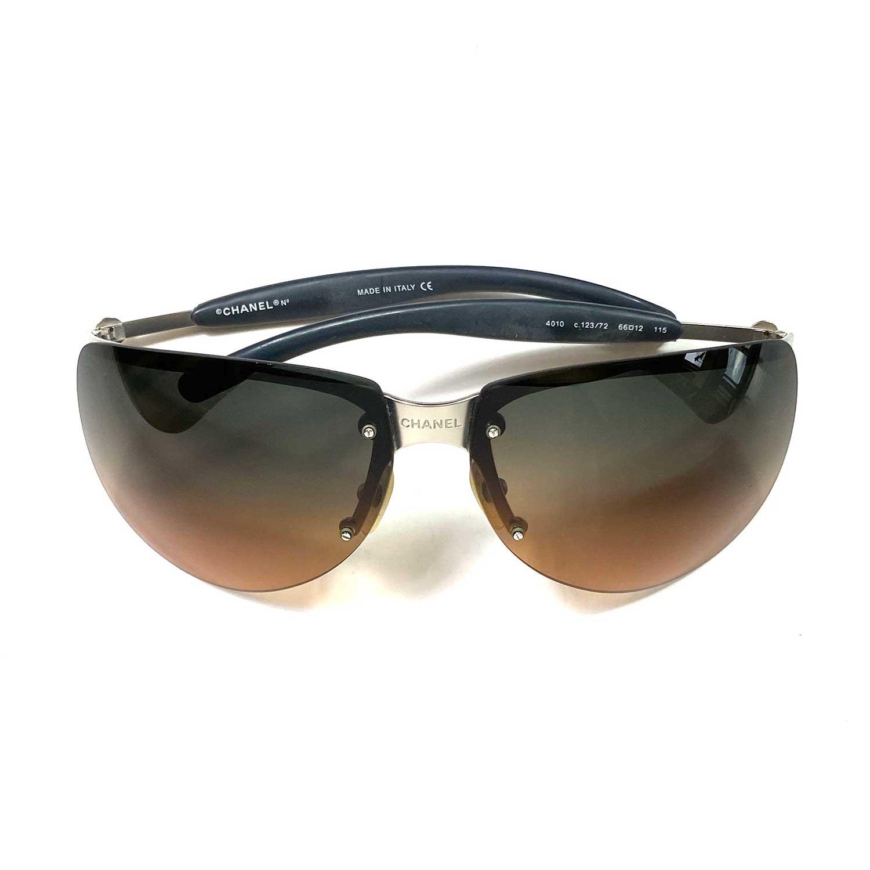 Óculos Chanel 4010 Marrom