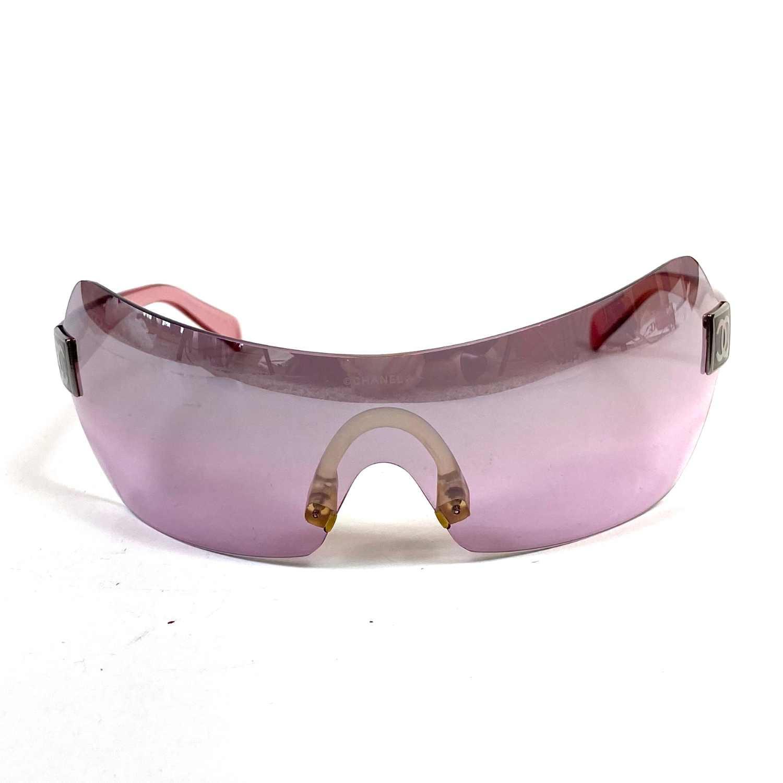 Óculos Chanel 4109 Rosa