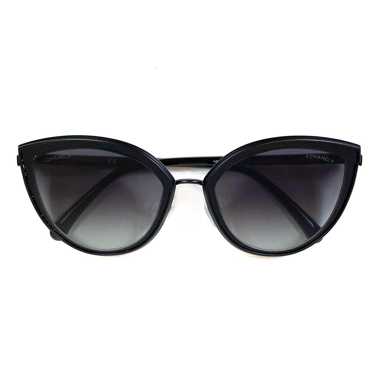 Óculos Chanel 4222 Preto