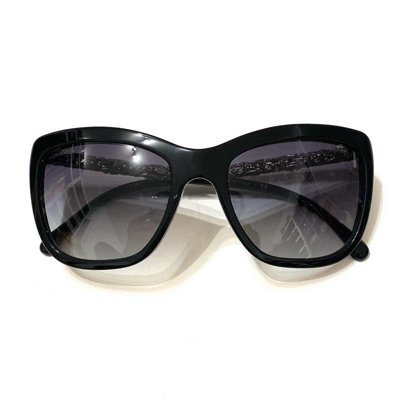 Óculos Chanel 5268 Bijou Preto