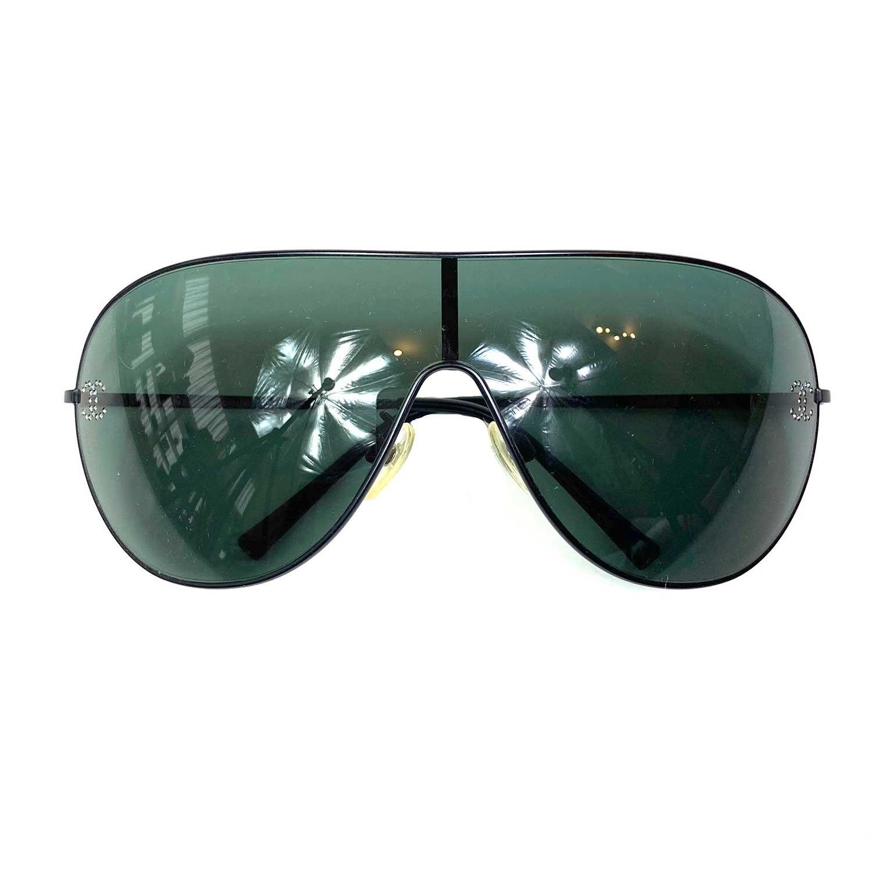 Óculos Chanel Strass 4122-B Preto