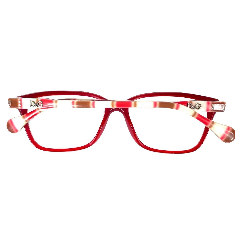 Óculos D&G DD 1238 Vermelho