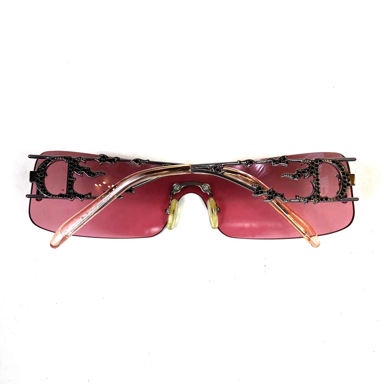 Óculos Dior Fire Rosa