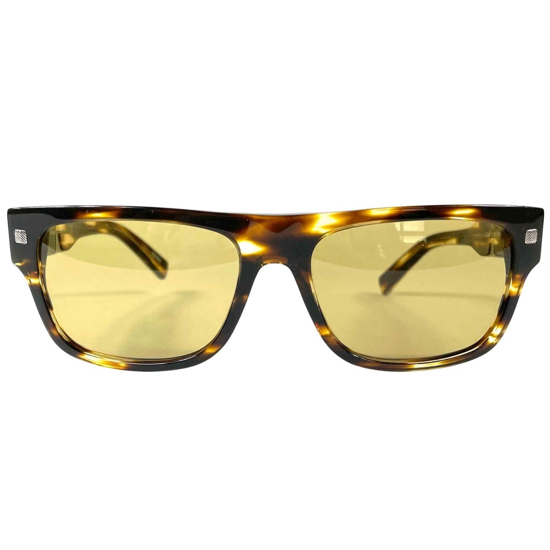 Óculos Ermenegildo Zegna EZ 0088 Tartaruga