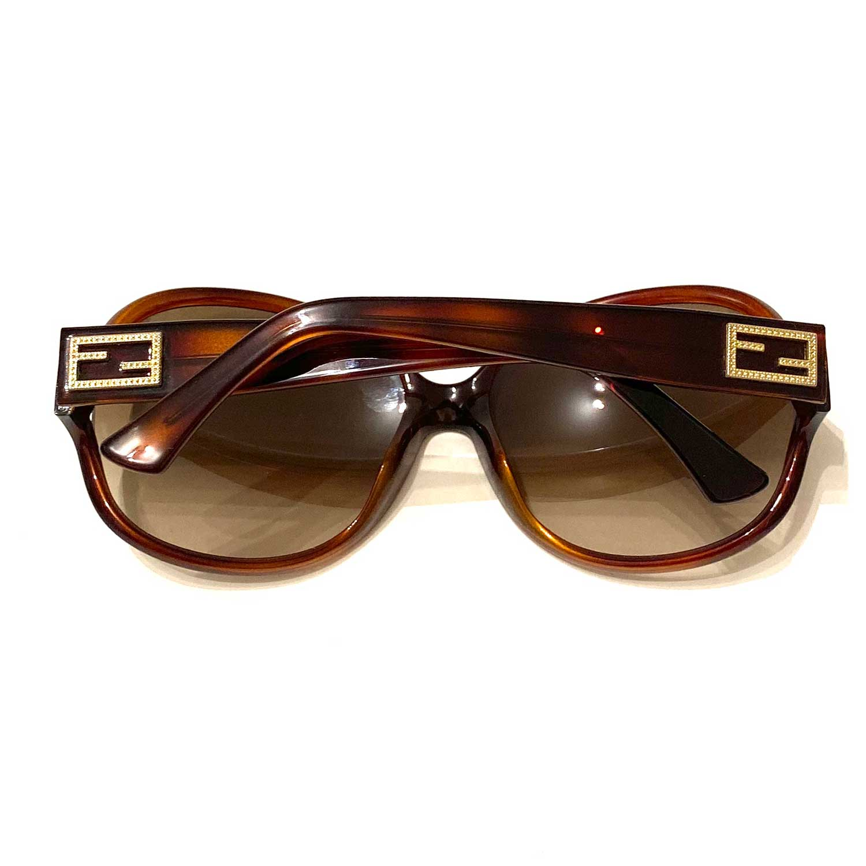 Óculos Fendi FS5070 Marrom