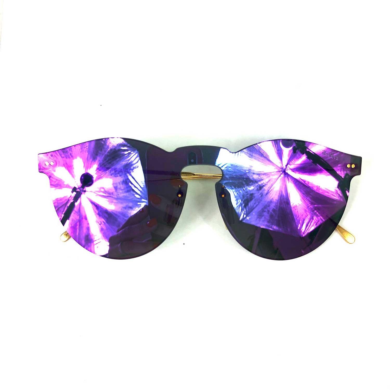 Óculos Illesteva Leonard Mask Rosa
