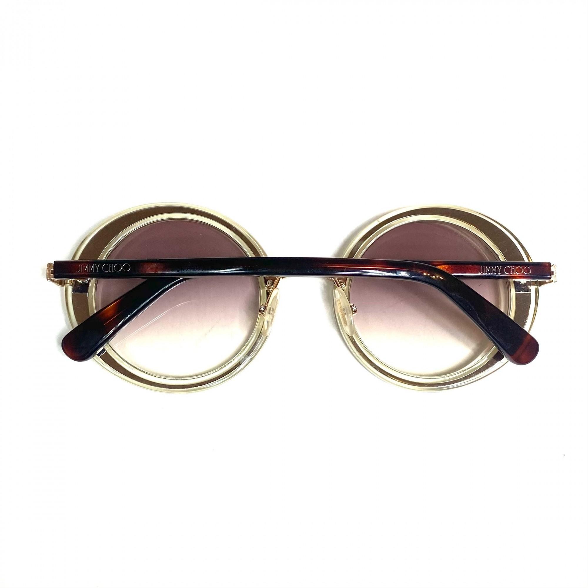 Óculos Jimmy Choo 2KQFW Transparente