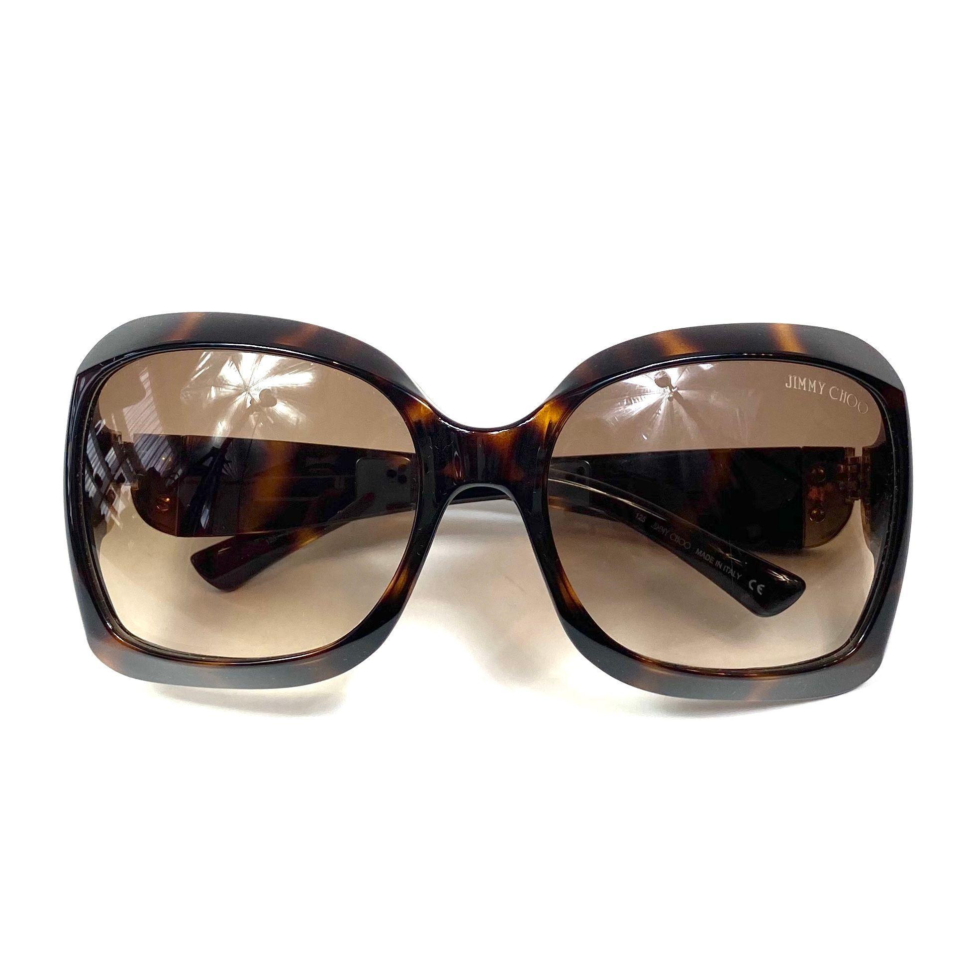 Óculos Jimmy Choo Tartaruga 125 JC/S