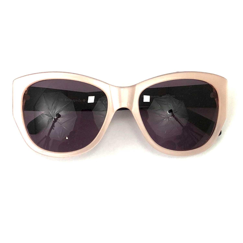 Óculos Kate Spade Nude