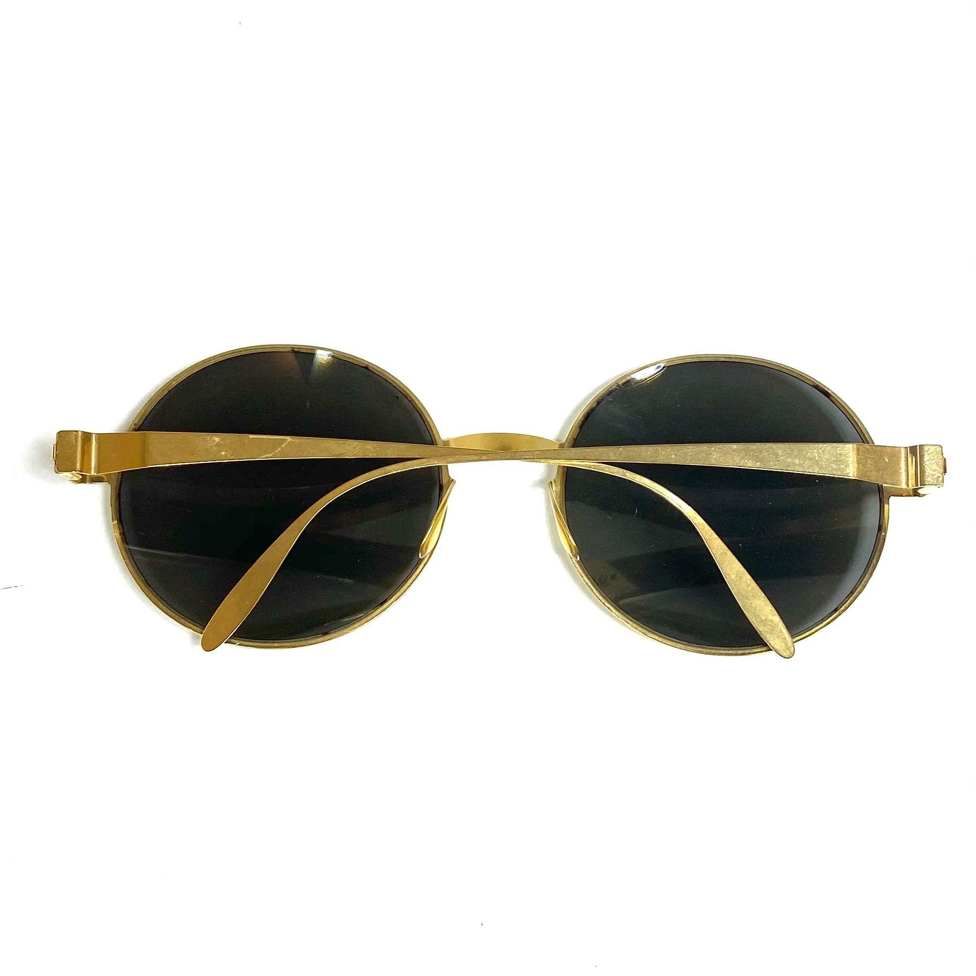 Óculos Mykita Colf9 Dourado