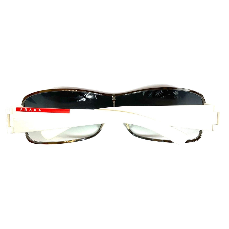 Óculos Prada Branco