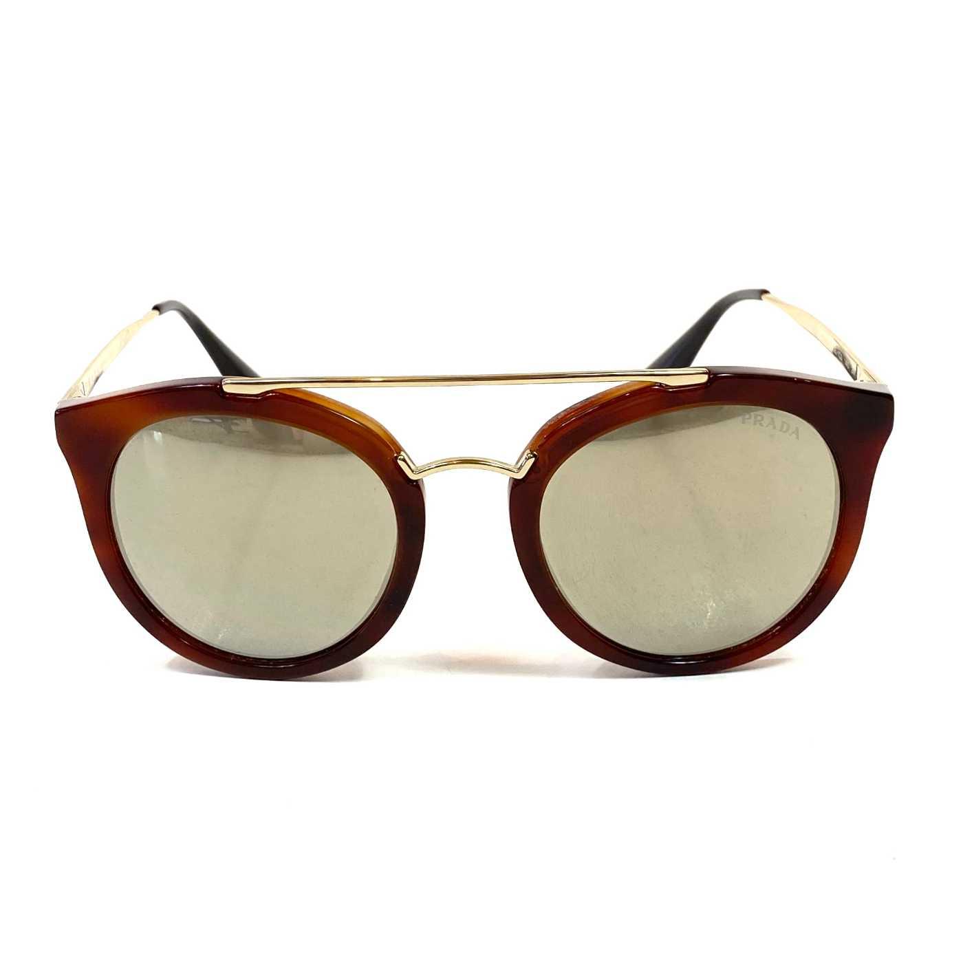Óculos Prada SPR23S Marrom