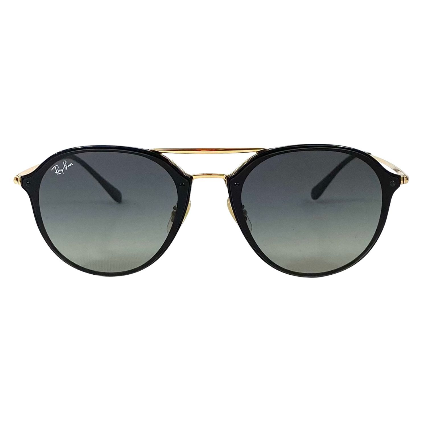 Óculos Ray Ban Blaze Double Bridge Preto