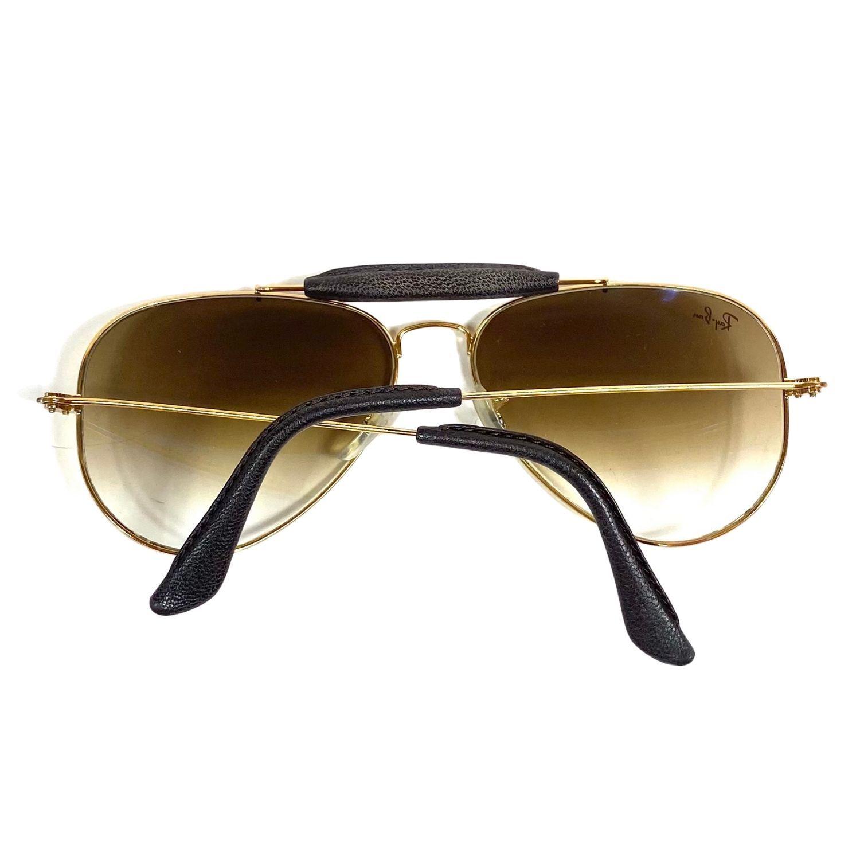 Óculos Rayban RB3422Q Outdoorsman Marrom