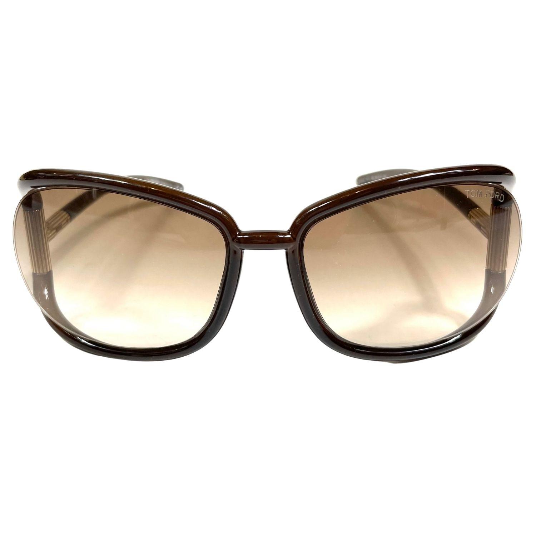 Óculos Tom Ford 125 Marrom