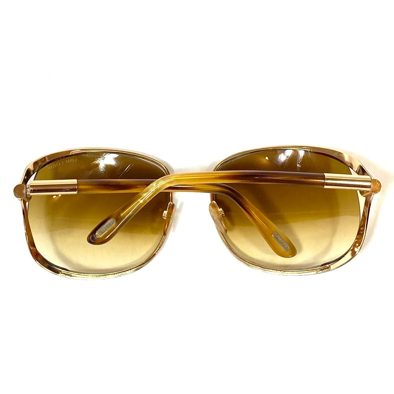 Óculos Tom Ford Margaux TF40 Dourado