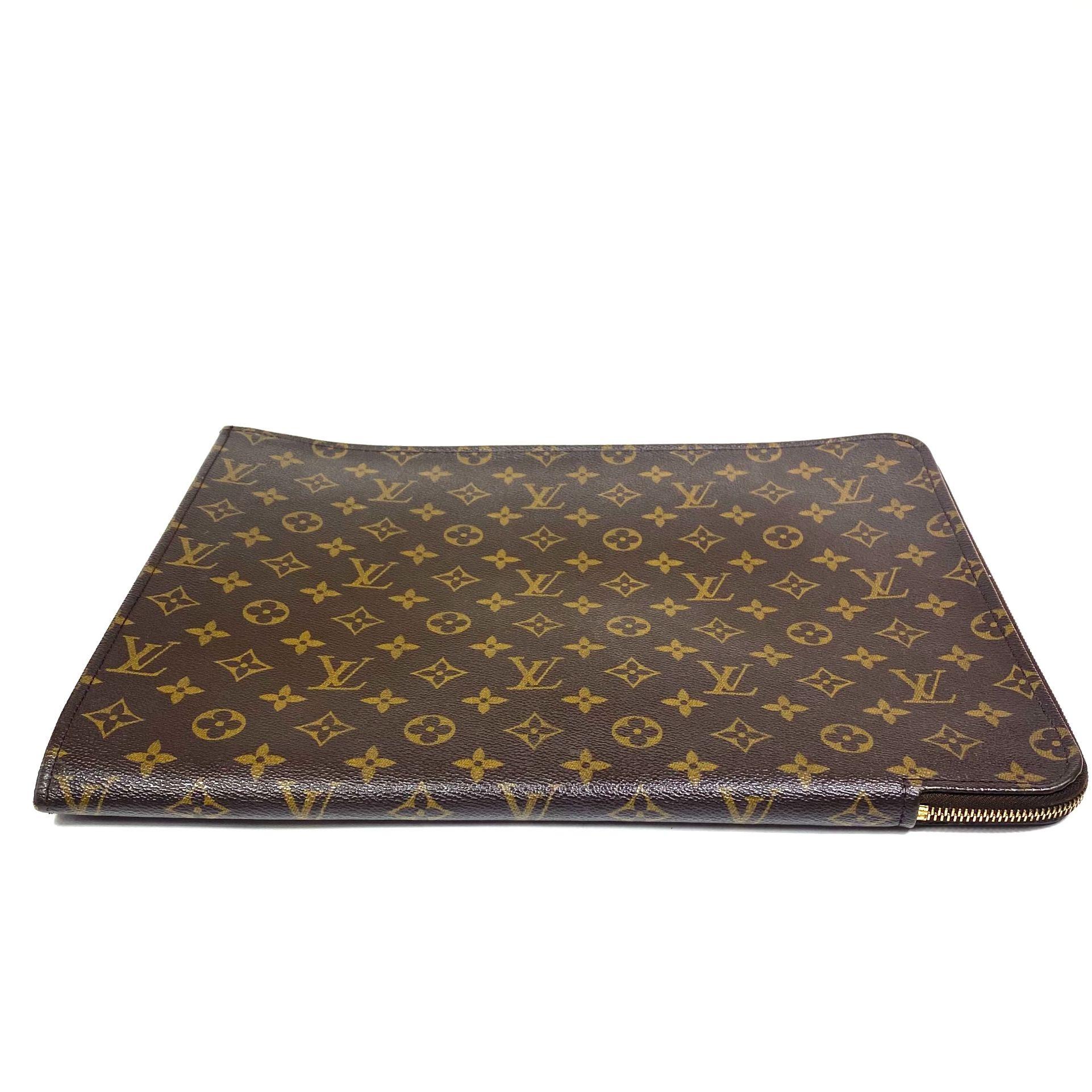 Pasta Louis Vuitton Monograma