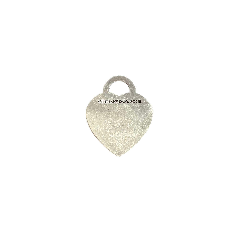 Pingente Tiffany & Co Coração