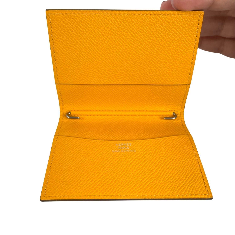 Porta Cartão Hermès