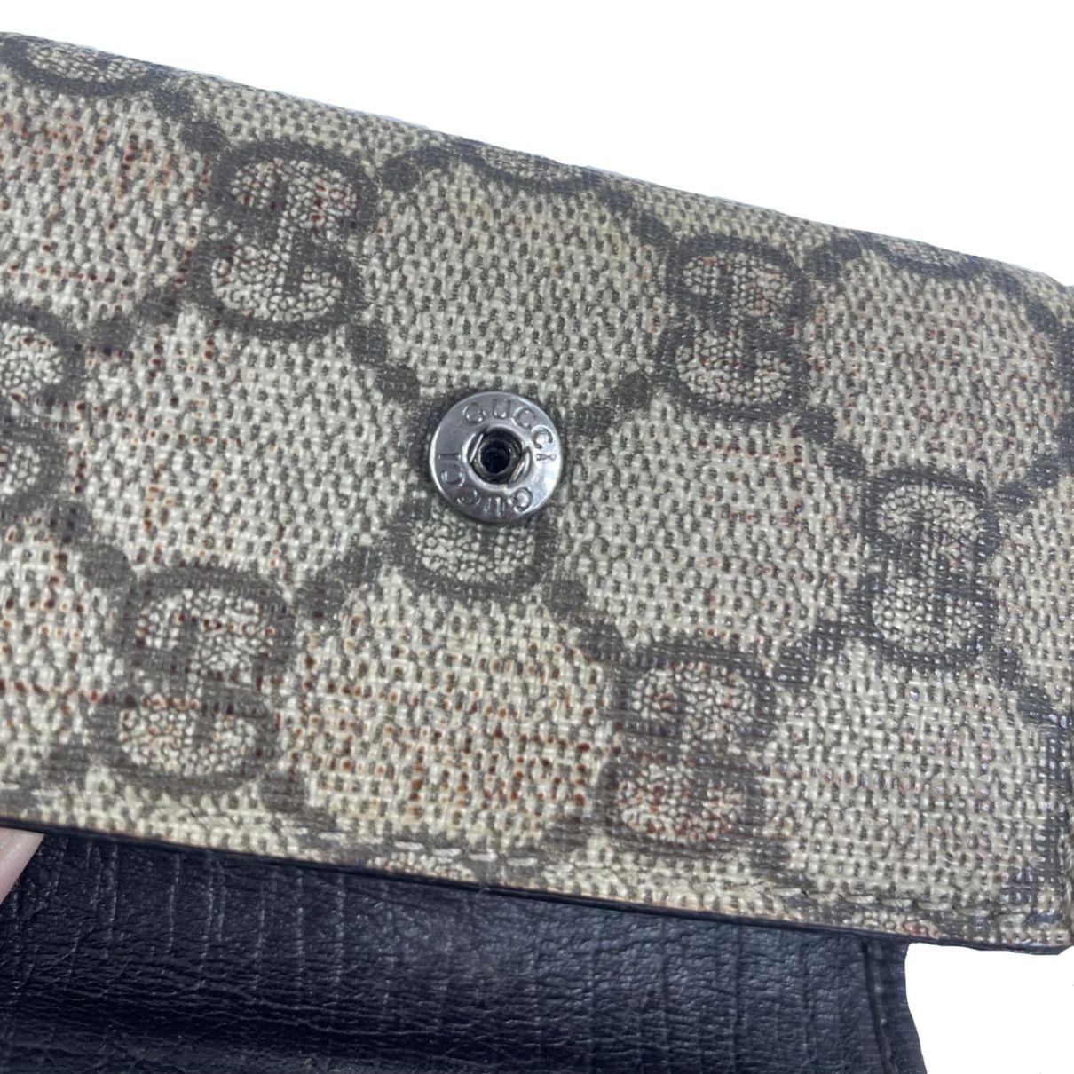 Porta Chaves Gucci GG Canvas